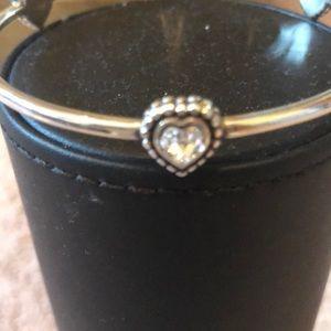 Brighton heart bangle bracelet